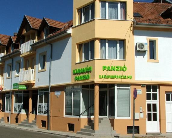 Karavan Panzio - dream vacation
