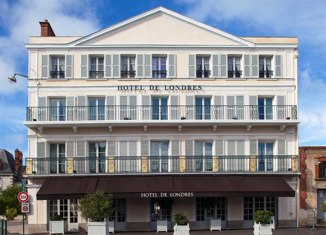 Hotel de Londres Fontainebleau - Fontainebleau -