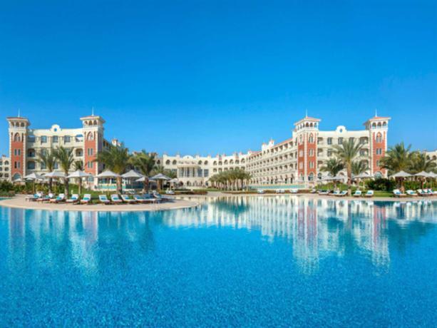 Baron Palace Sahl Hasheesh - dream vacation
