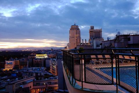 Emperador Hotel Madrid Отель Емперадор Мадрид