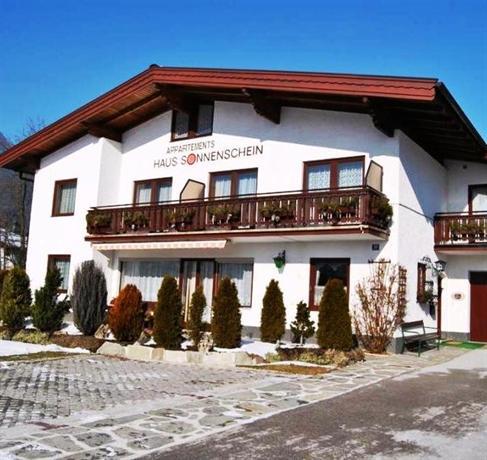 Appartements Haus Sonnenschein - dream vacation