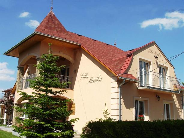 Villa Monika Keszthely - dream vacation