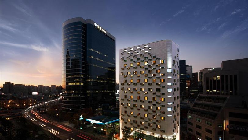 Hotel Manu Seoul - dream vacation