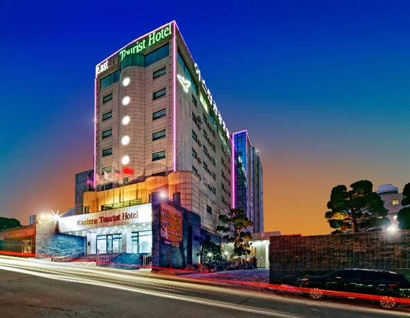 Donghae eastern Tourist Hotel - dream vacation