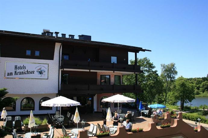 Hotels am Kranichsee - dream vacation