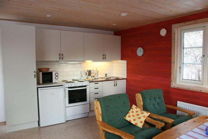 Hornborgasjons Stugby - dream vacation