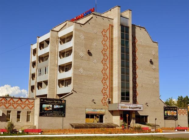 Буян-Бадыргы