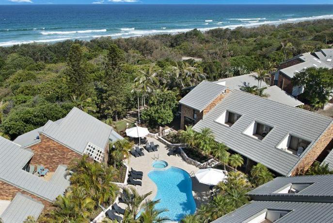 Photo: Glen Eden Beach Resort