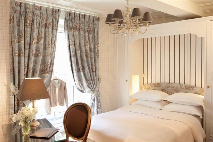 Hotel Saint Germain Paris - dream vacation