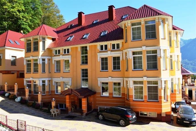 Gorny Khrustal Apart-hotel - dream vacation