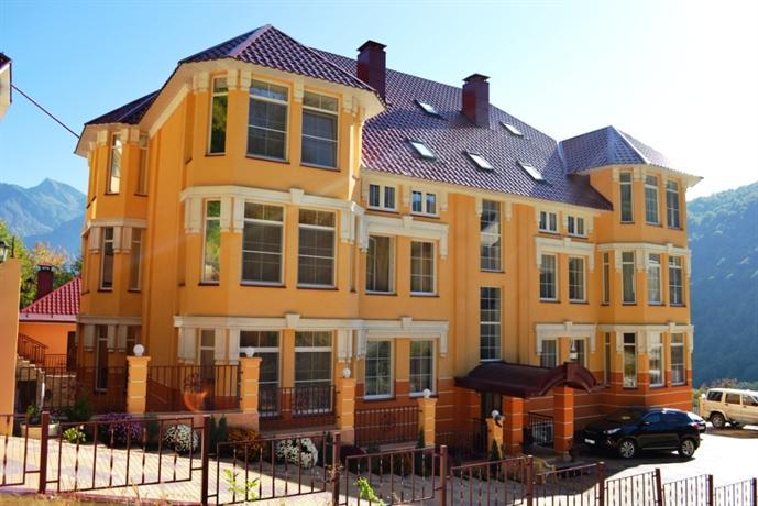 Отель Горный Хрусталь