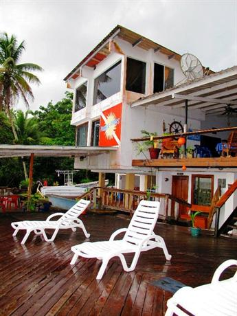 Panama Divers Octopus Garden - dream vacation