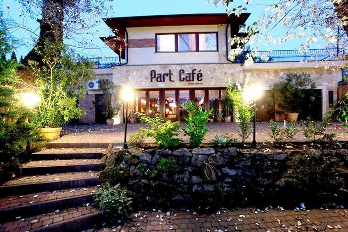 Part Cafe Panzio - dream vacation