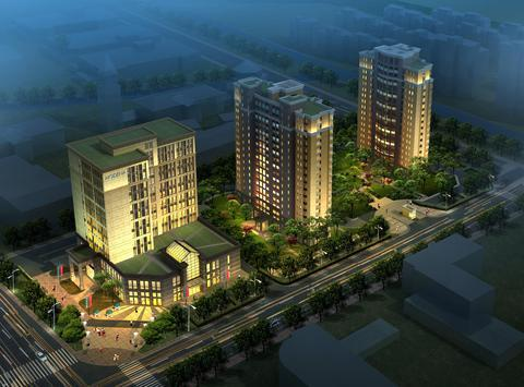 Modena New District Wuxi - dream vacation