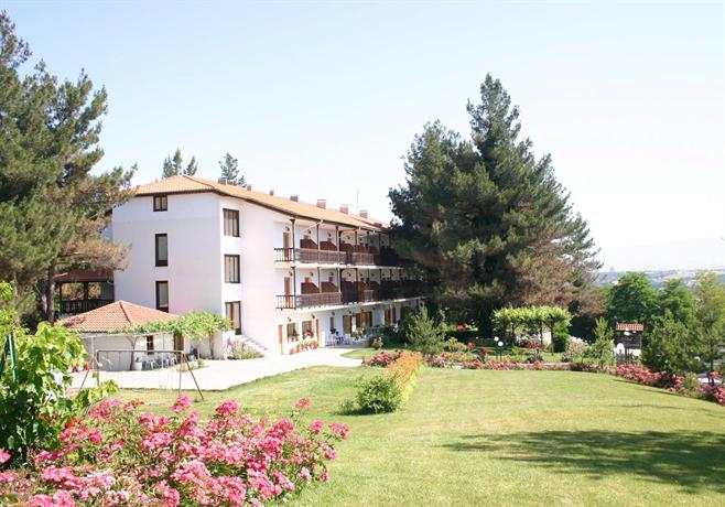 Milionis Forest Hotel - dream vacation