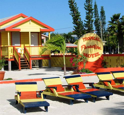 Tropical Paradise Caye Caulker - dream vacation