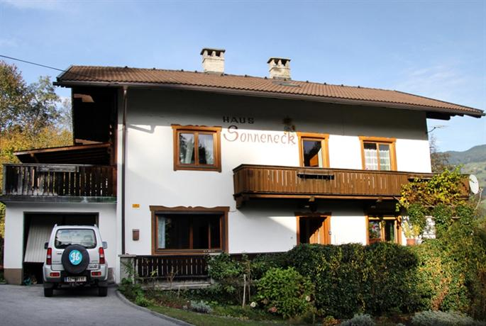 Haus Sonneneck Fugen - dream vacation