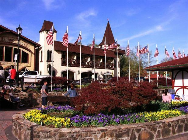 The Castle Inn Helen - dream vacation
