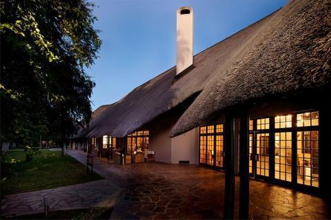 Mokuti Etosha Lodge Tsumeb - dream vacation