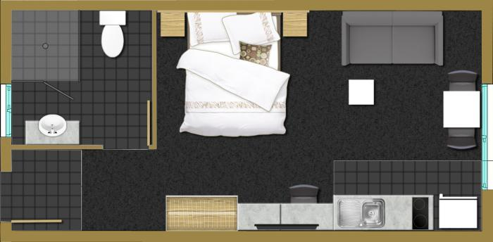 Abode37 Motel Emerald