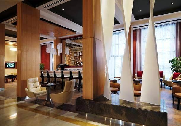 Отель Sochi Marriott Krasnaya Polyana