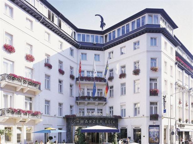 Radisson Blu Schwarzer Bock Hotel Wiesbaden - dream vacation