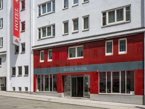 Austria Trend Hotel Anatol Wien - dream vacation