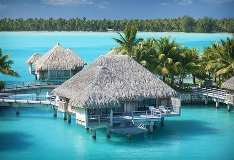 The St Regis Bora Bora Resort - dream vacation