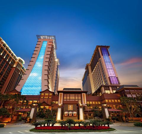 Sheraton Grand Macao Hotel Cotai Central - dream vacation