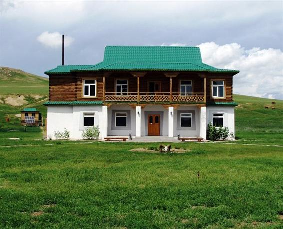 Steppe Nomads Eco Resort - dream vacation