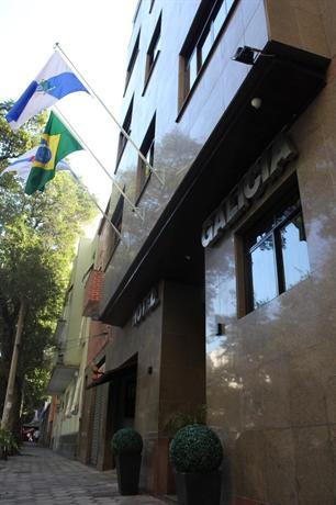 Hotel Galicia Rio de Janeiro - dream vacation