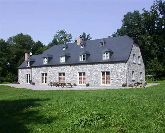 Holiday Home Le Roi Maredsous/Sosoye - dream vacation