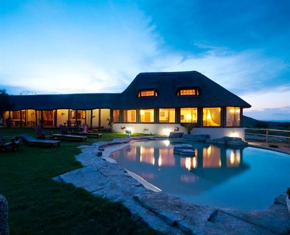 Koffylaagte Game Lodge - dream vacation