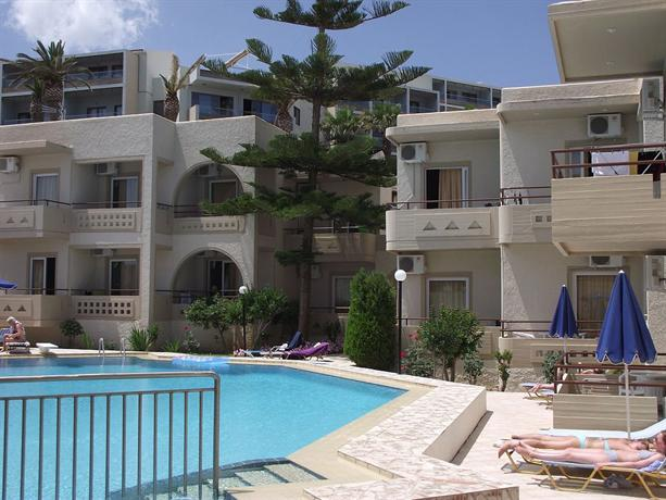 Relax Hotel Agia Marina - dream vacation