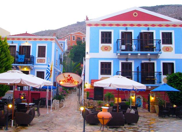 Poseidon Kastellorizo - dream vacation