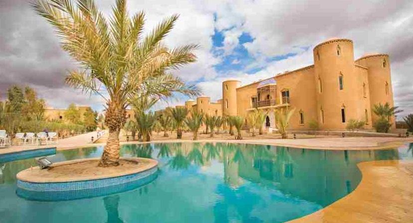 Palais du Desert - dream vacation