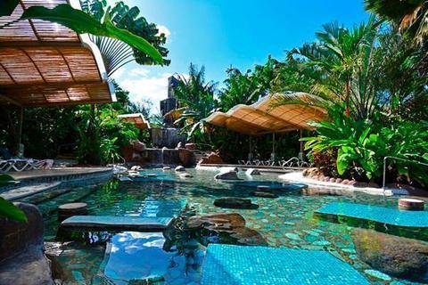 Baldi Hot Springs Hotel and Spa La Fortuna - dream vacation