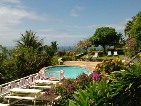 La Haut Resort Soufriere - dream vacation