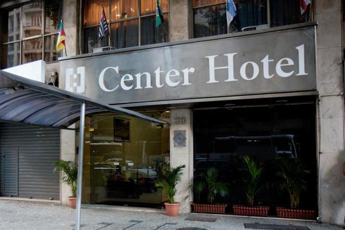 Center Hotel Rio de Janeiro - dream vacation