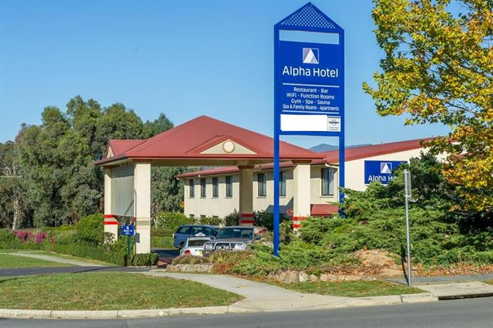 Photo: Alpha Hotel Canberra