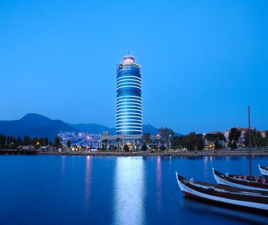 Wyndham Grand Izmir Ozdilek - dream vacation