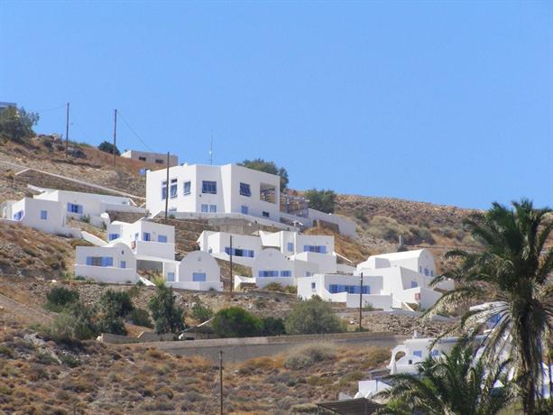 Apollon Village Hotel - dream vacation