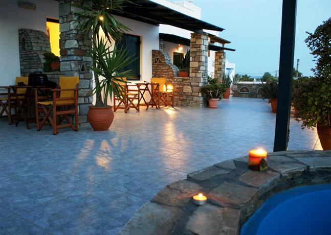 Summer Times Studios - Naxos -