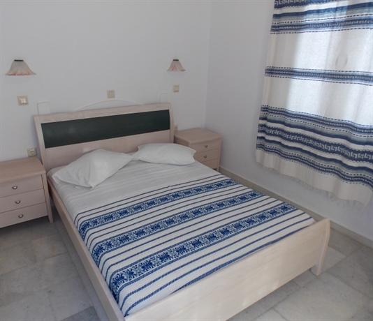 Stella Apartments Agia Anna - dream vacation