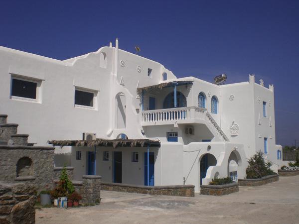 Anais Mykonos - dream vacation