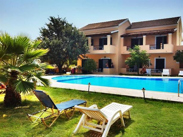 Jasmine Apartments Sidari - dream vacation