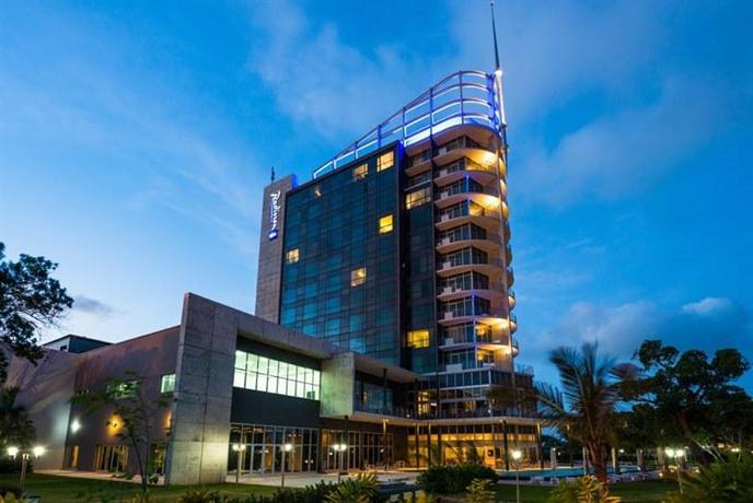 Radisson Blu Hotel Maputo - dream vacation