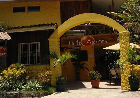 Hotel Aurora Montezuma Costa Rica - dream vacation