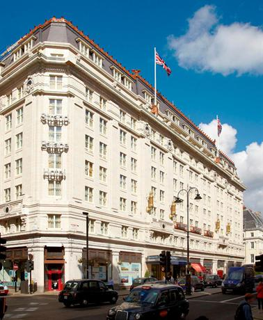 Strand Palace Hotel London - dream vacation