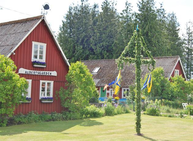 Albertsgarden - dream vacation
